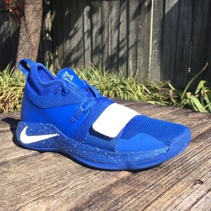 Nike Shoes - size 8 Nike PG 2.5 Team Bank BQ8454–400